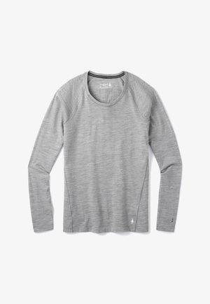 LIGHTWEIGHT 150 BASELAYER - Longsleeve - light gray heather