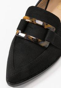 RAID - NYLAH - Scarpe senza lacci - black - 2