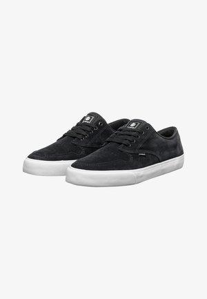 TOPAZ - Sneakers laag - black/white