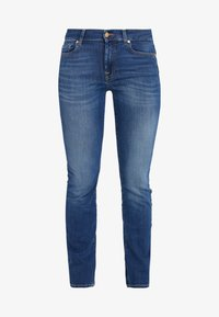7 for all mankind - BAIR DUCHESS - Straight leg jeans - blue denim