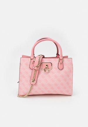 ALISA GIRLFRIEND SATCHEL - Håndveske - pink