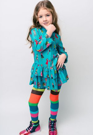 HOLBROOK - Shirt dress - turquoise