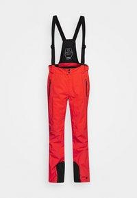 ENOSH - Snow pants - orange