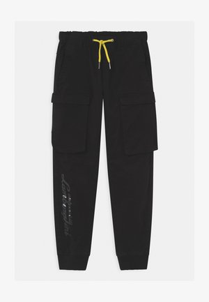 LOGOSCRIPT SPORTY - Cargobroek - black pegaso