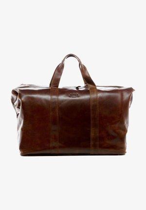 XL REISETASCHE - CHESTER - Weekend bag - braun-cognac