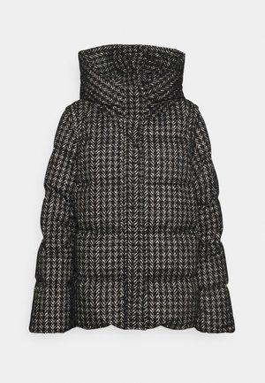 DUKE - Down jacket - panna