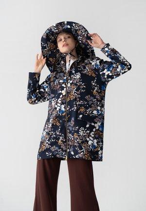 Summer jacket - navy blue