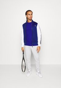 Lacoste Sport - TENNIS JACKET - Training jacket - cosmic/white - 1