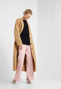 3.1 Phillip Lim - DOUBLE FACED TAILORED COAT - Classic coat - tan - 1