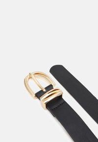 Fire & Glory - FGMILAGROS BELT  - Belt - black/gold-coloured - 1