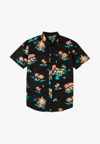 Billabong - SUNDAYS FLORAL - Shirt - black multi - 0