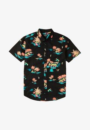 SUNDAYS FLORAL - Shirt - black multi