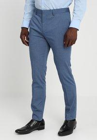 Pier One - Suit - mottled blue - 4