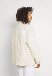 Weekday - TARA JACKET - Light jacket - cream - 2