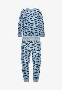 Next - set - Kalhoty - blue - 0