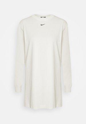 DRESS - Sukienka z dżerseju - oatmeal