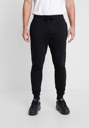 Tracksuit bottoms - jet black
