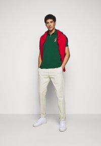 Polo Ralph Lauren - SHORT SLEEVE - Poloshirts - new forest - 1