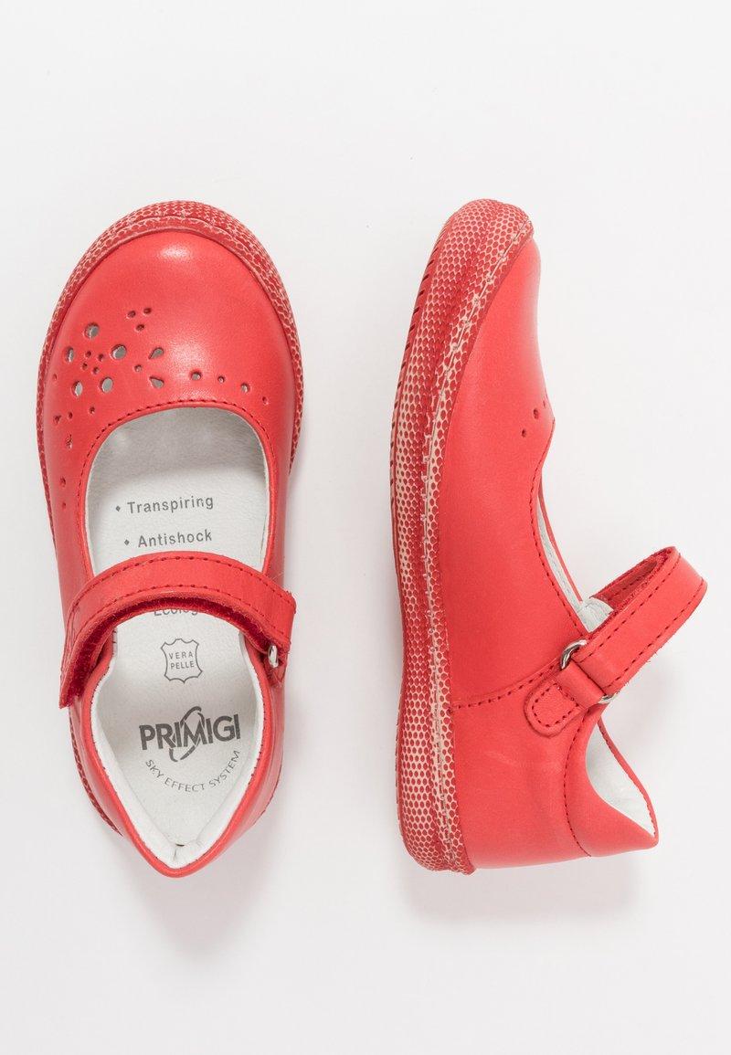 Primigi - Ankle strap ballet pumps - kiss