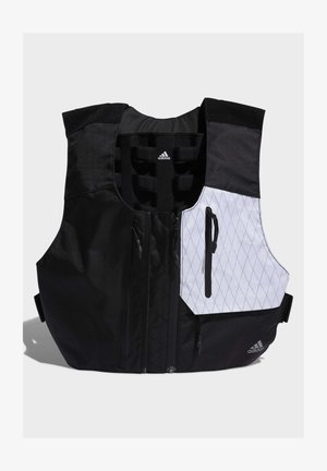 4CMTE PRIME VEST BACKPACK - Rucksack - black