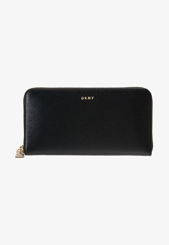 Wallet - black/gold