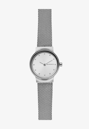 FREJA - Zegarek - silver-coloured