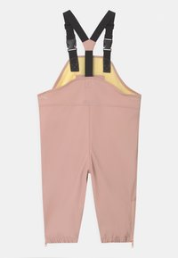 Gosoaky - PRINCE OF FOXES UNISEX - Rain trousers - evening pink - 1