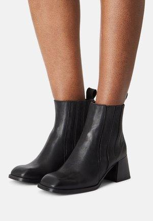 VELIA - Classic ankle boots - nero