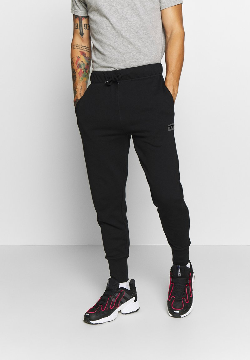 Diesel - UMLB-PETER  - Tracksuit bottoms - black