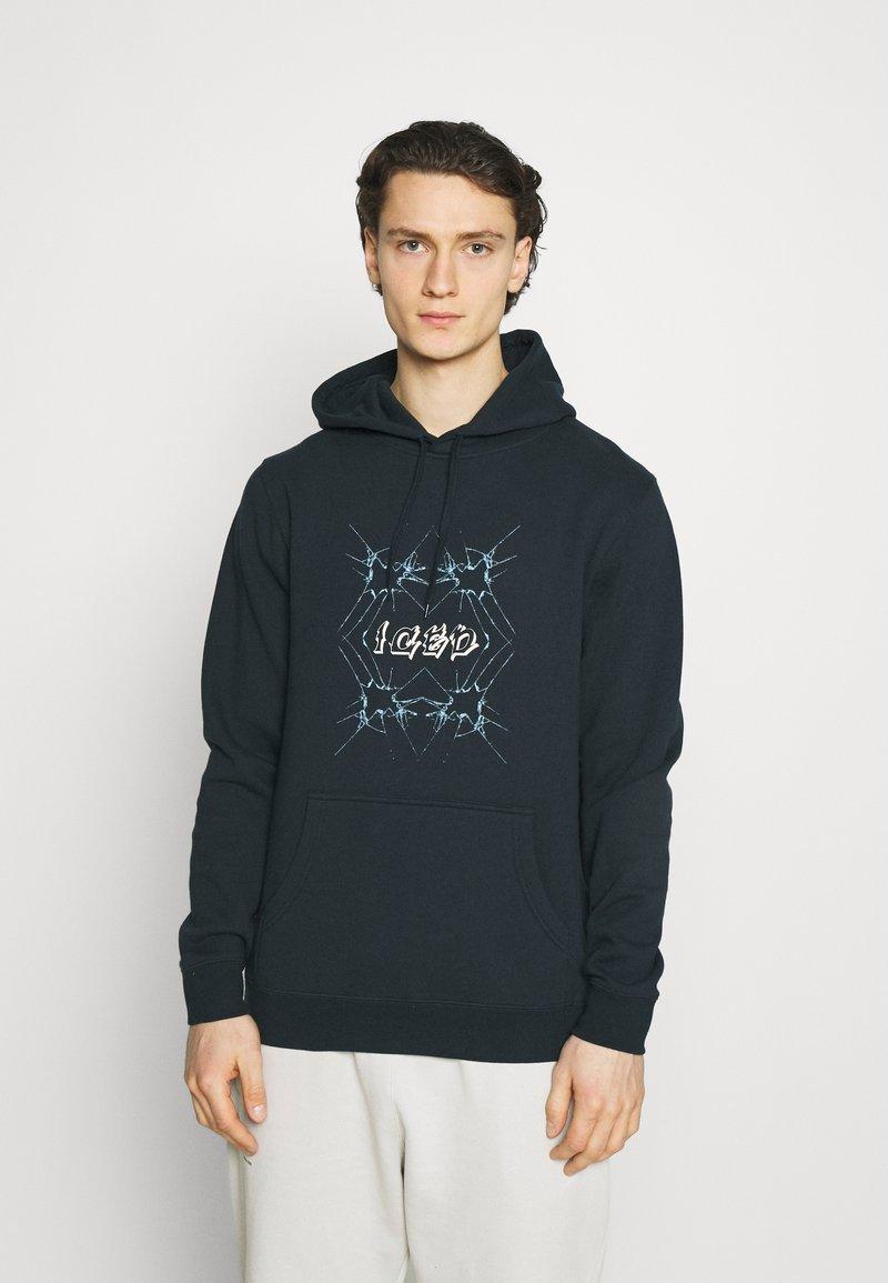YAVI ARCHIE - ICED - Sweatshirt - navy