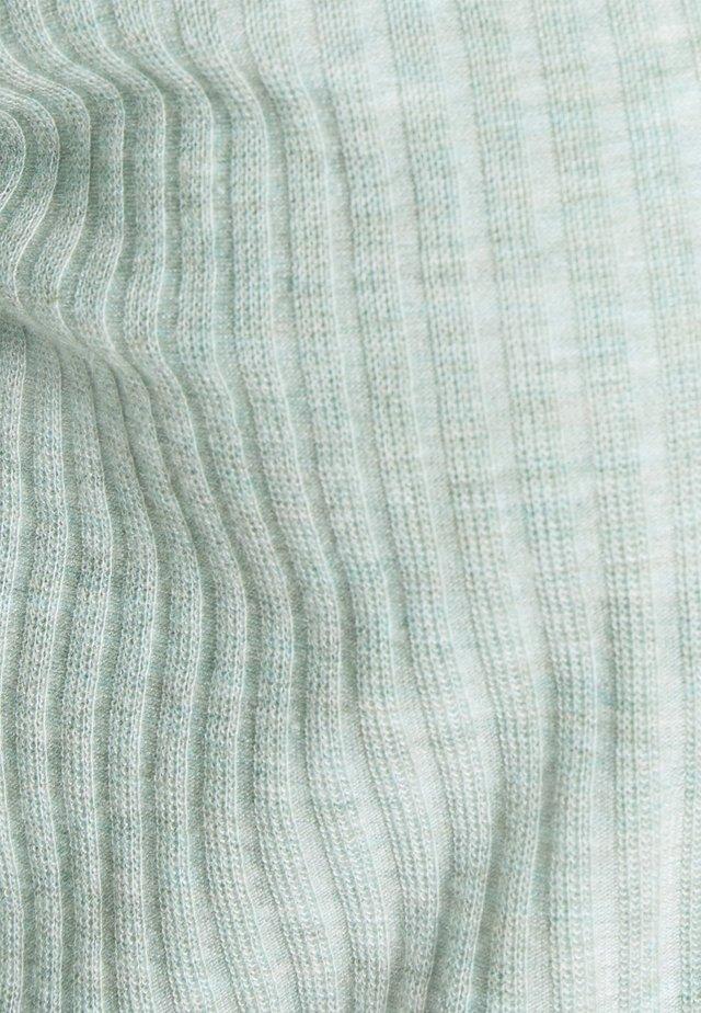 ONLNELLA TIE CARDIGAN - Kofta - chinois green