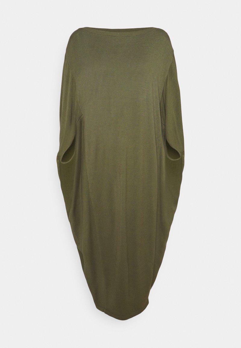 esmé studios - PIPPA DRESS - Jumper dress - dusky green