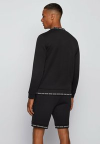 BOSS - SALBO - Sweatshirt - black - 2