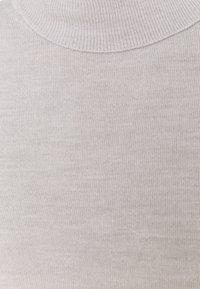 Marks & Spencer London - ROLL - Stickad tröja - grey - 2