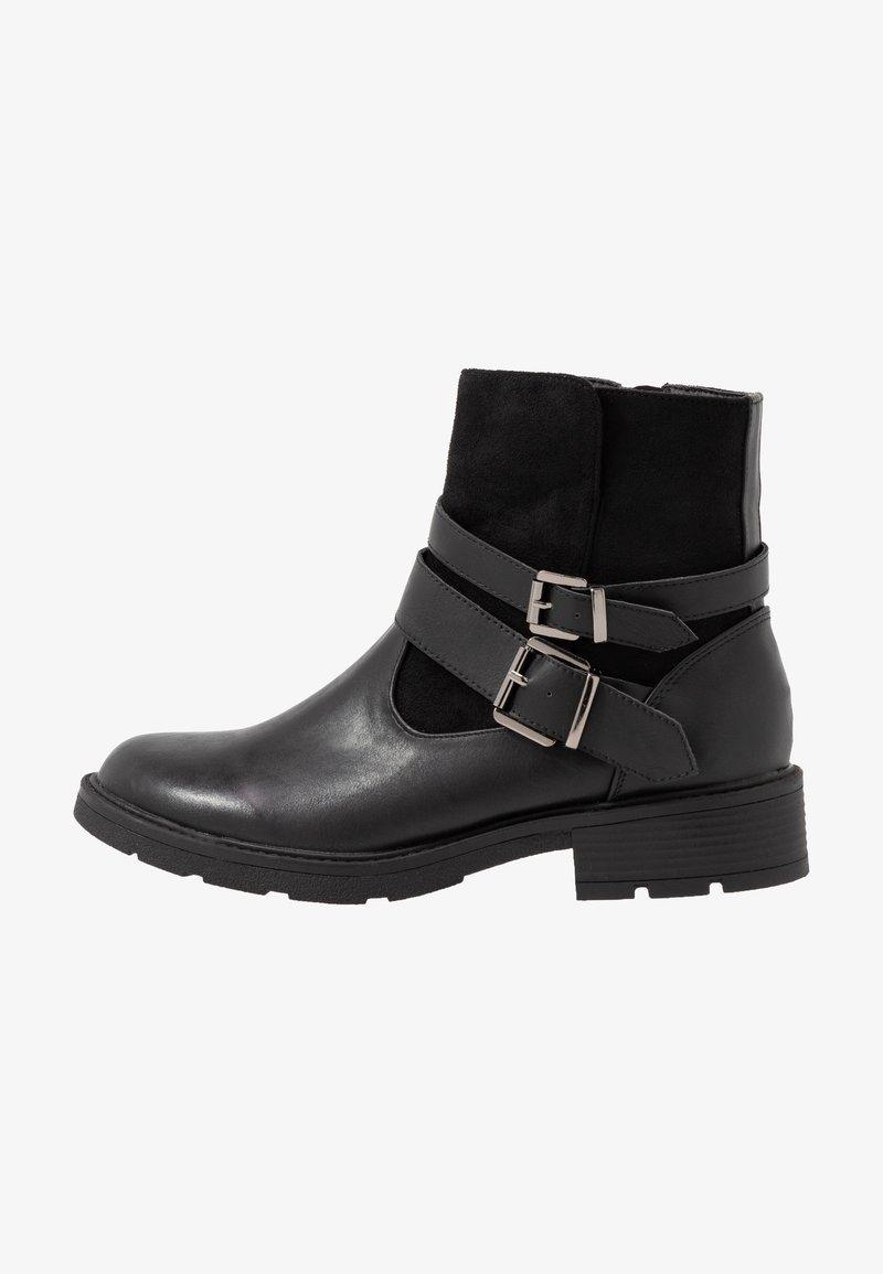 Fitters - LAIA - Cowboystøvletter - black