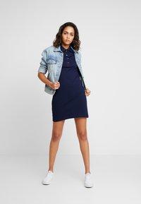 Lacoste - Sukienka letnia - navy blue - 2
