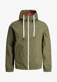 Jack & Jones - JORHARLEY - Summer jacket - dusty olive - 6