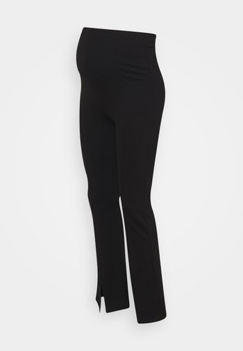 MLMYA PANTS - Trousers - black