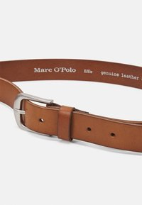 Marc O'Polo - EFFIE - Waist belt - burnt camel - 1