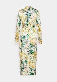 Never Fully Dressed Tall - LONGSLEEVE DRESS - Vapaa-ajan mekko - green/multi - 1