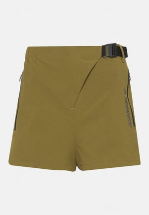 TERREX HIKE - Outdoor shorts - wild moss