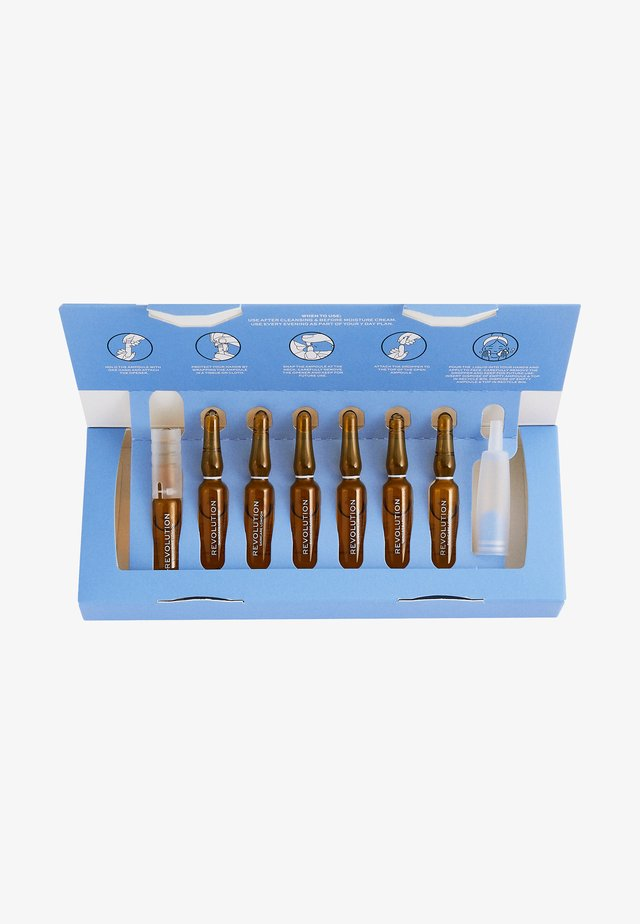 REVOLUTION SKINCARE SALICYLIC ACID 7 DAY BLEMISH PREVENTING SKIN - Kit skincare - -