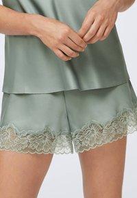 OYSHO - Pyjama bottoms - khaki - 3