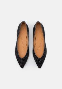 Chatelles - AMÉDÉE - Ballet pumps - black sparkle - 4