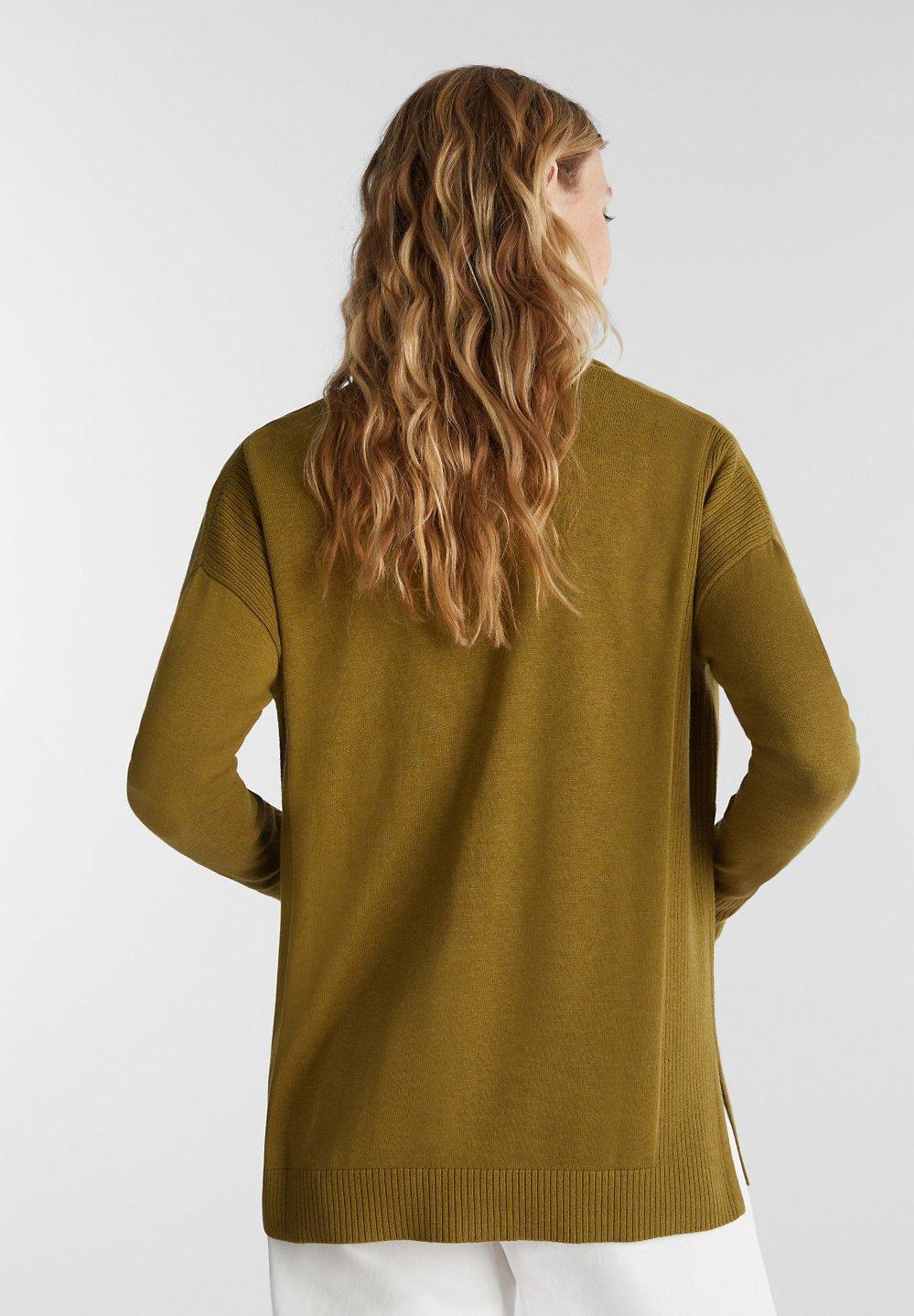 Esprit Vest - olive - Dames jas Aanbod