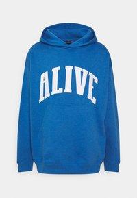 RETHINK Status - HOODY UNISEX  - Sweatshirt - palace blue - 0