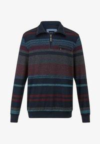 Babista - Sweatshirt - marineblau,bordeaux - 1