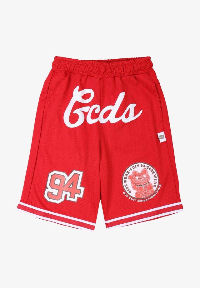 BERMUDA GCDS - Short - red