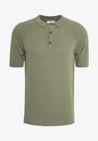 CLOSED - Polo shirt - soft khaki - 7