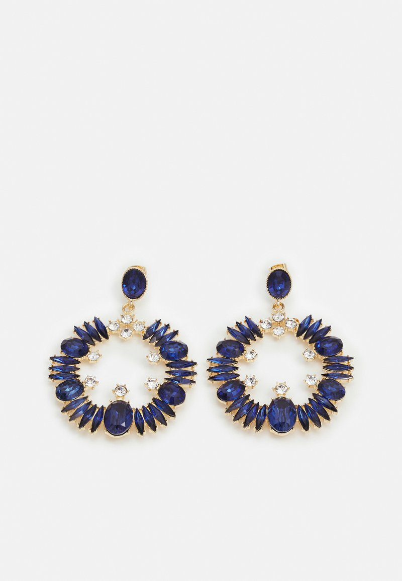 Pieces - PCWILLA EARRINGS - Earrings - gold-coloured